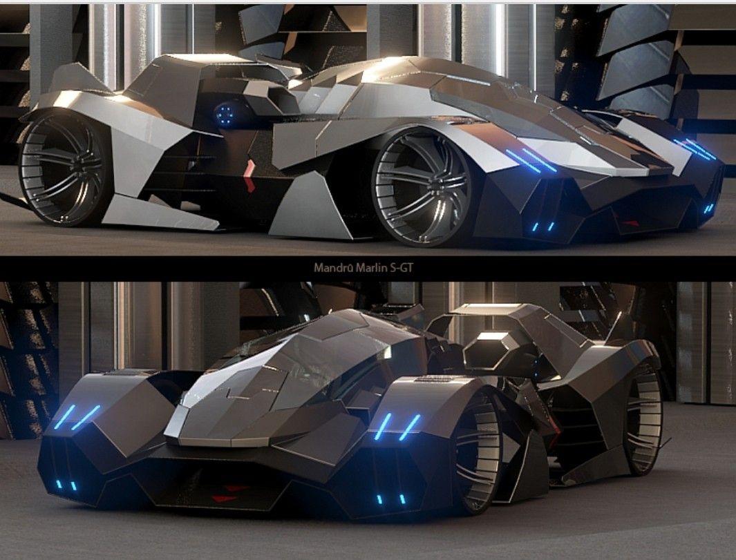 Lambogini Futuristic Cars Concept Cars Weird Cars