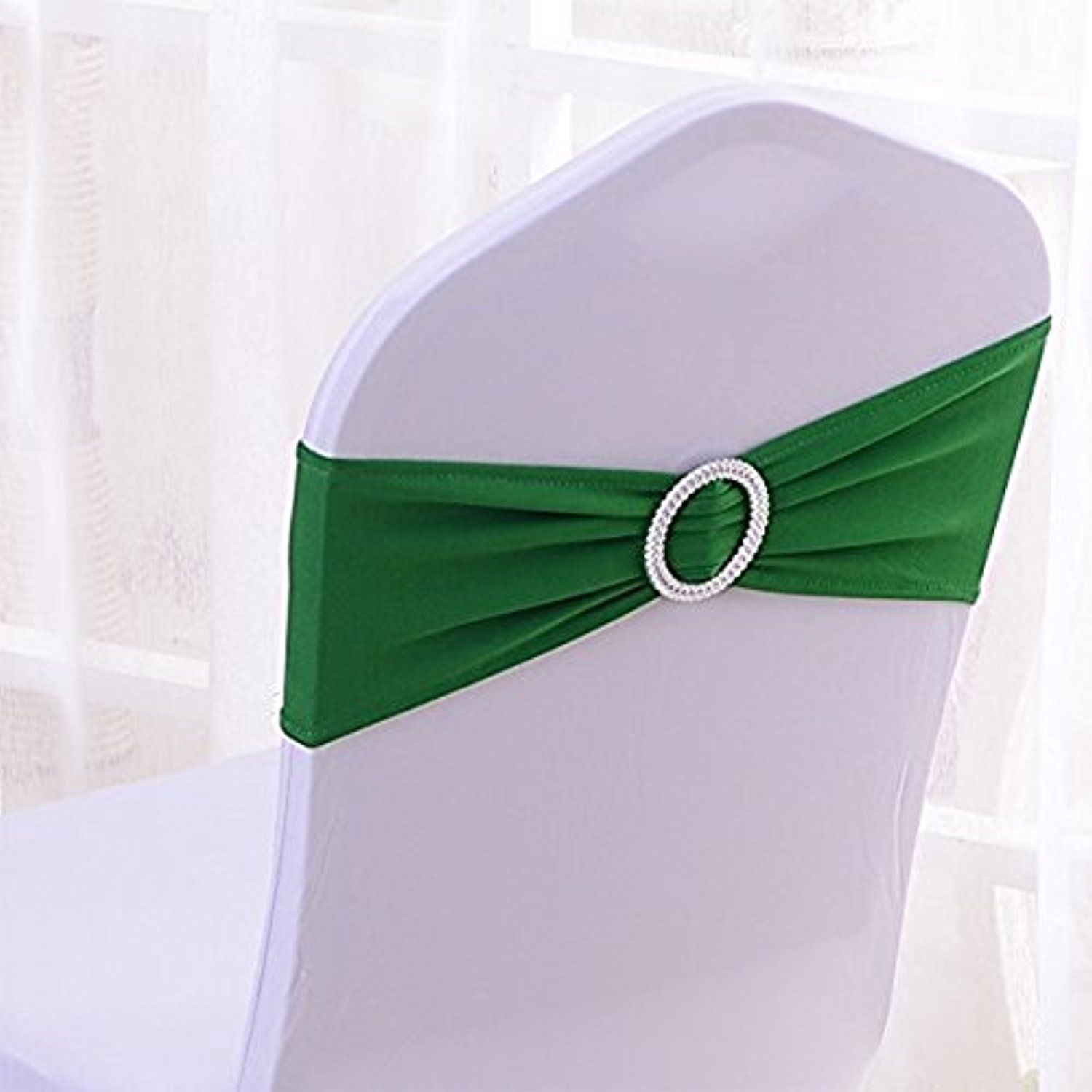 VDragons Stretch Chair Cover Band With Buckle Slider