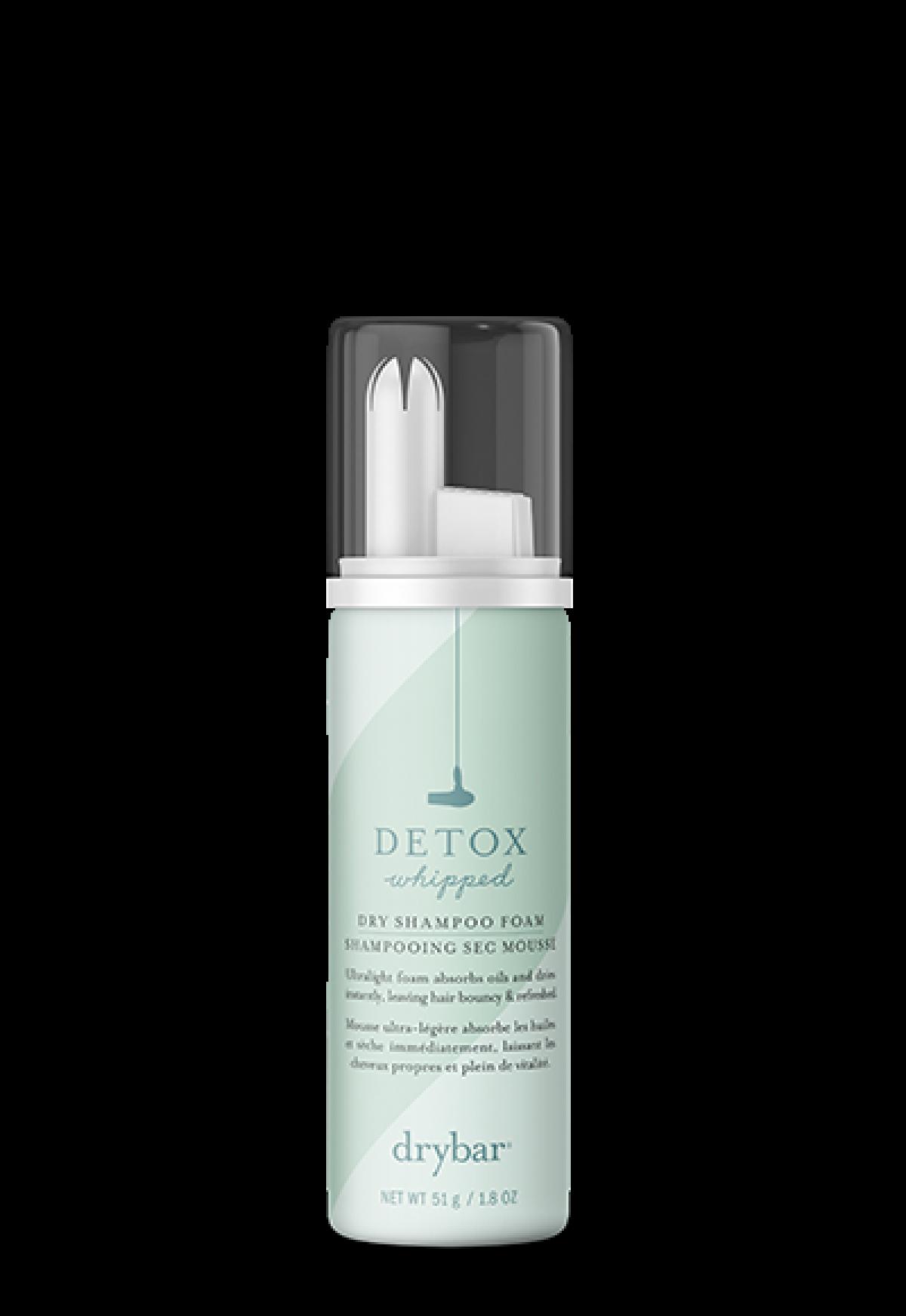 Drybar Detox Whipped Whip Your Blowout Back To Life Dry Shampoo Foam Full 3 5oz 24 00 19 20 Dry Shampoo Whip Detox