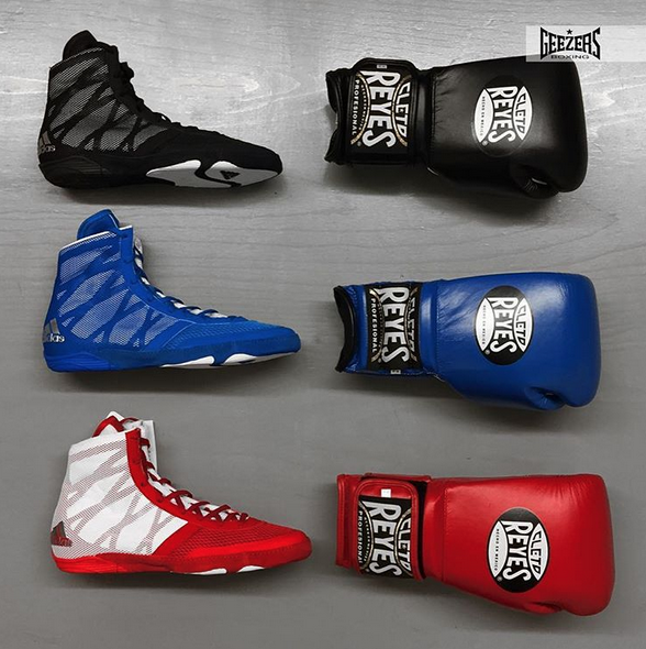 timeless design ab4d0 cc286 Adidas Pretereo  amp  Cleto Reyes combo! Which colour will you choose