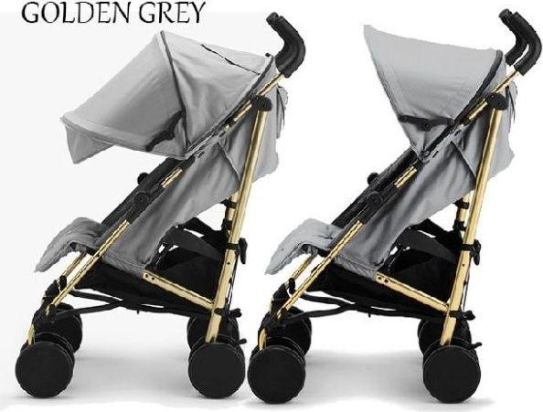 0b6ff25d491 Elodie Details Stockholm Stroller Golden šedý 2015 - 0 | Elodie Details
