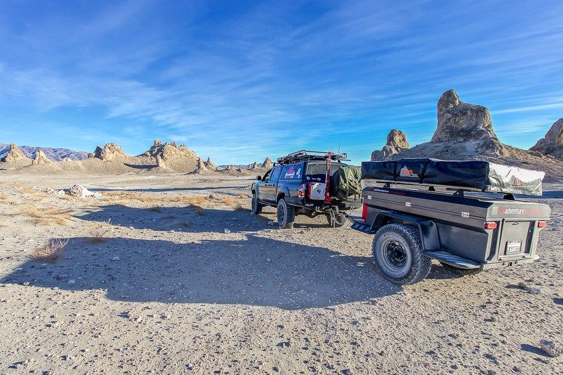 OffRoad Trailer Buyer's Guide Off road trailer