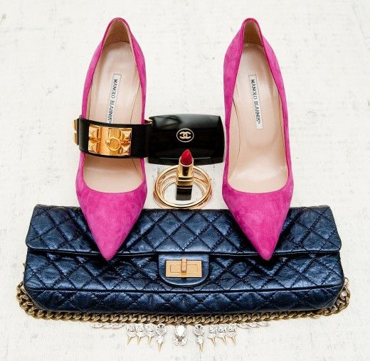 Tres Chic... The must have essentials from Fashion Week...