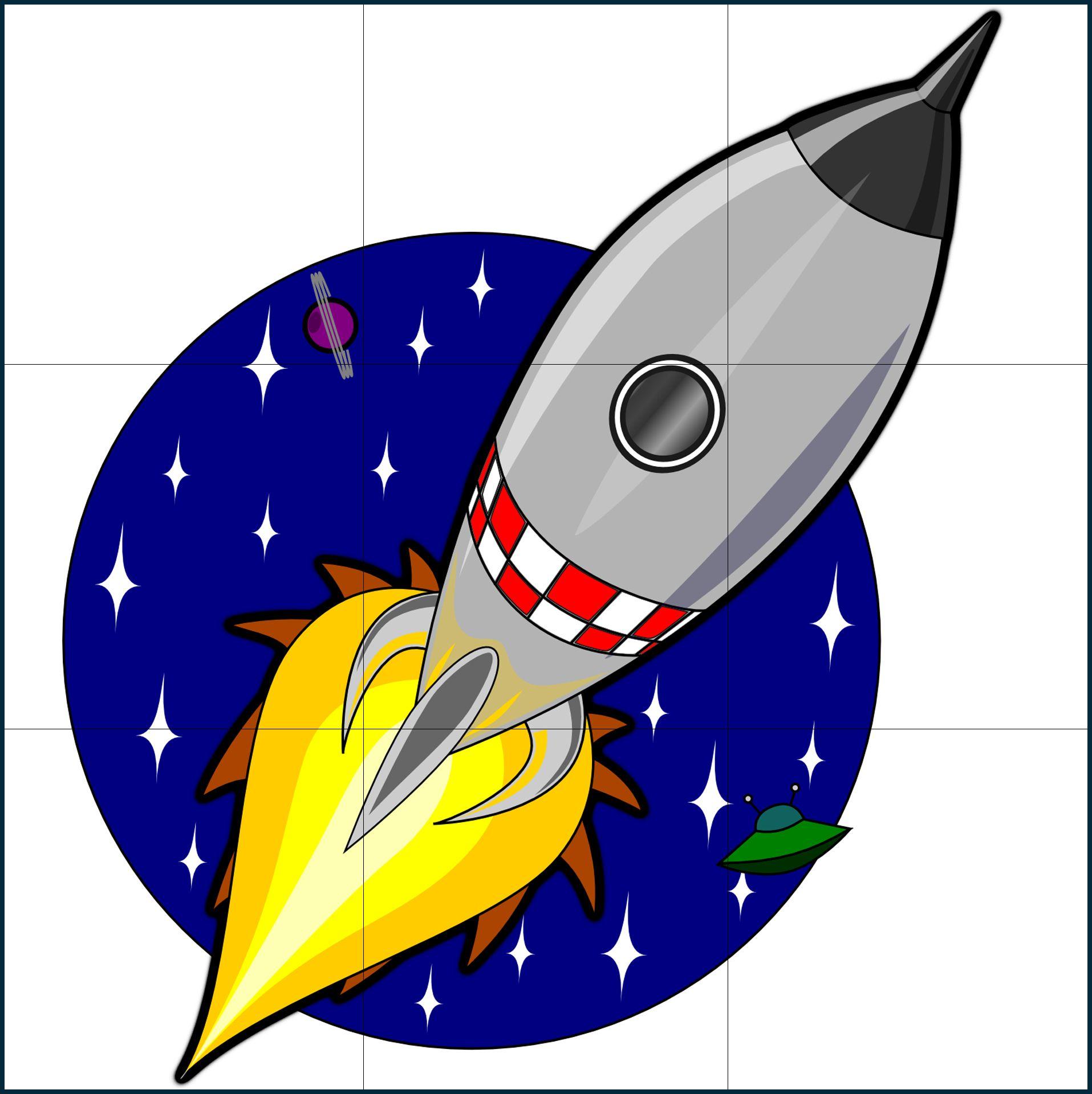 День космонавтики картинка на прозрачном фоне