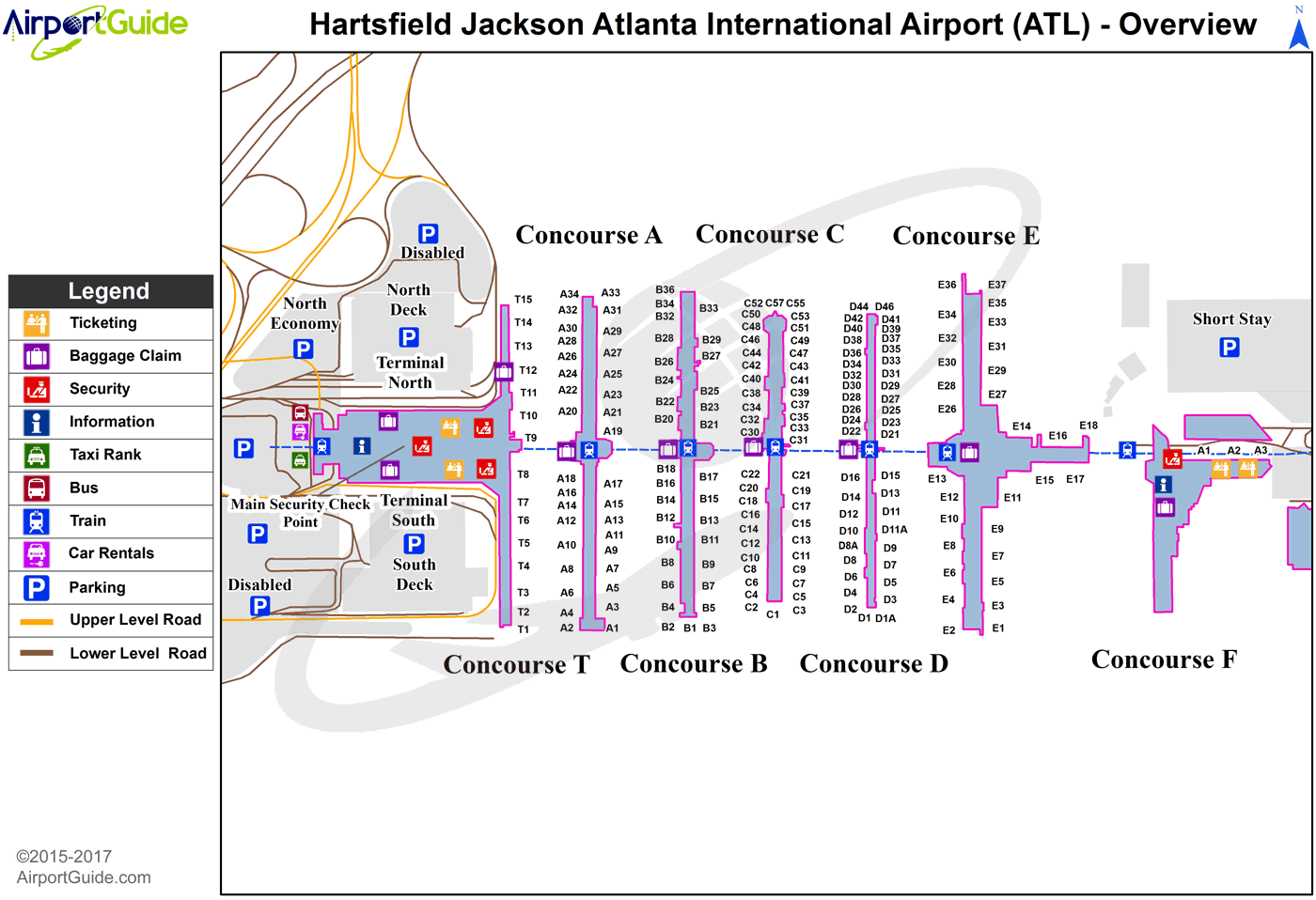 Atlanta Hartsfield Jackson Atlanta International ATL
