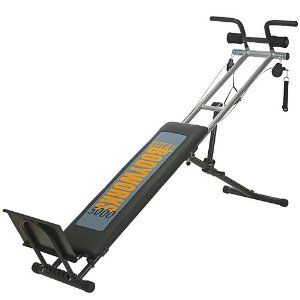Total Body Works 5000 Home Gym System Should Arrive This Afternoon