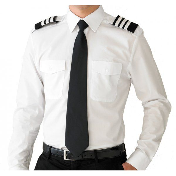 87c60a02340 Flightstore Mens Long Sleeve Pilot Shirt by  Flightstore  from  Flightstore.co.uk