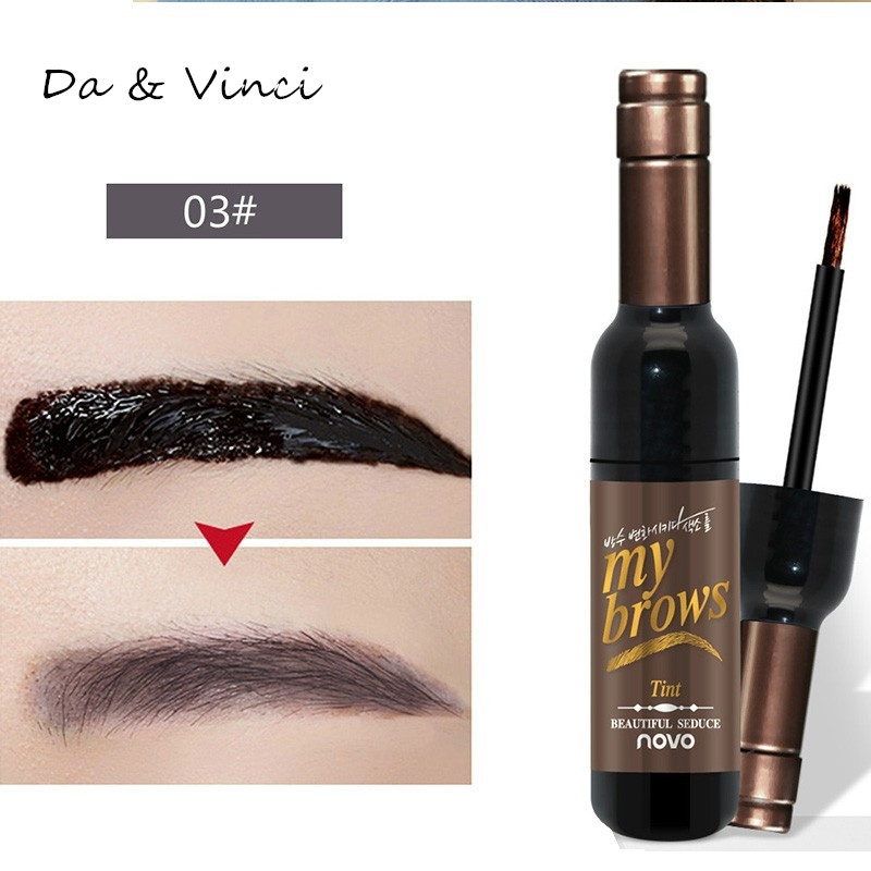 1.37 Buy here 2017 Peel Off Dye Eyebrow Long Lasting