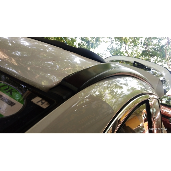 Premium Quality Roof Rail Garnish For Tata Harrier Custom Fit In 2020 Roof Rails Roof Installation Car Mirror Cover
