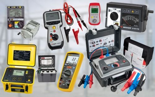 Most Commonly Referred To As Simply A Megger The Insulation Resistance Test Set Or Megohmeter Is Use Electrical Equipment Electrical Engineering Emergency