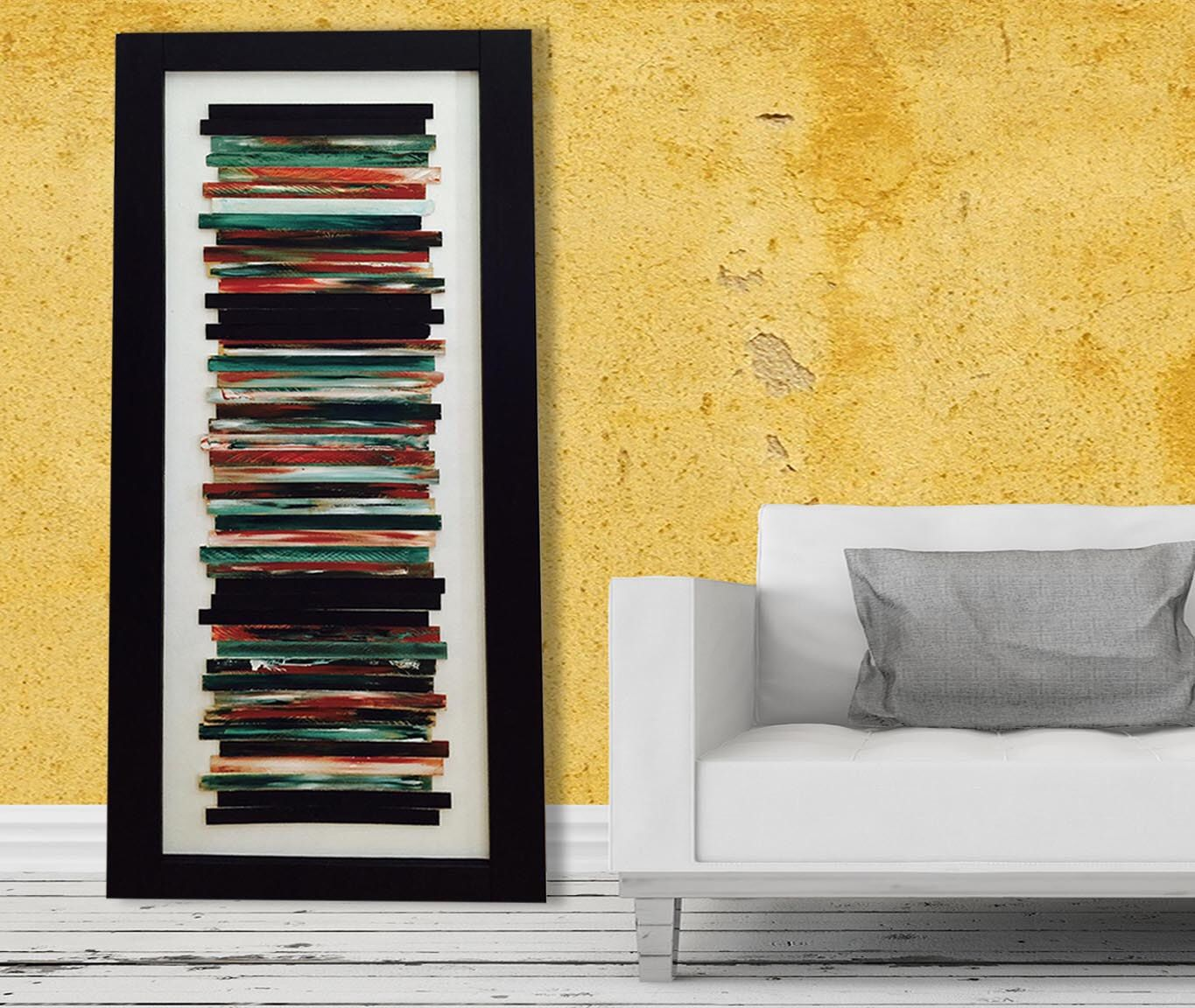 reclaimed wood wall art, wood wall sculpture, large abstract ...