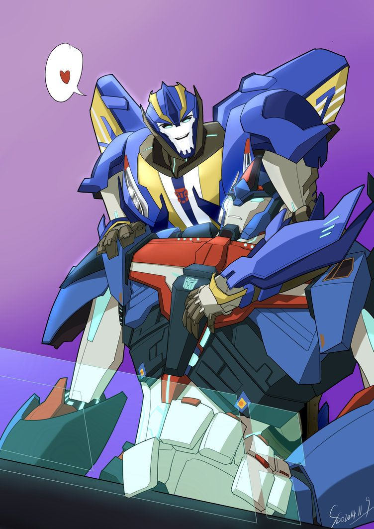 TFP Smokescreen and Ultra Magnus by Mr-SO on DeviantArt