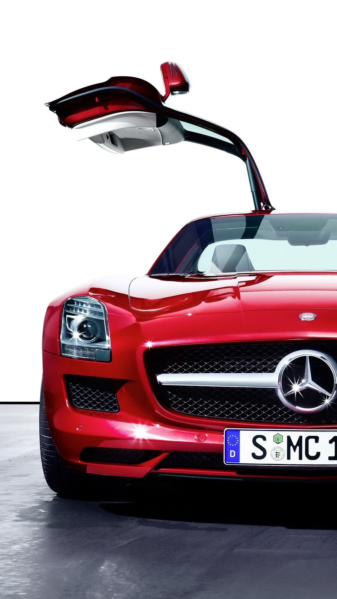 Mercedes Benz SLS AMG 5k Mobile Wallpaper (iPhone, Android ...