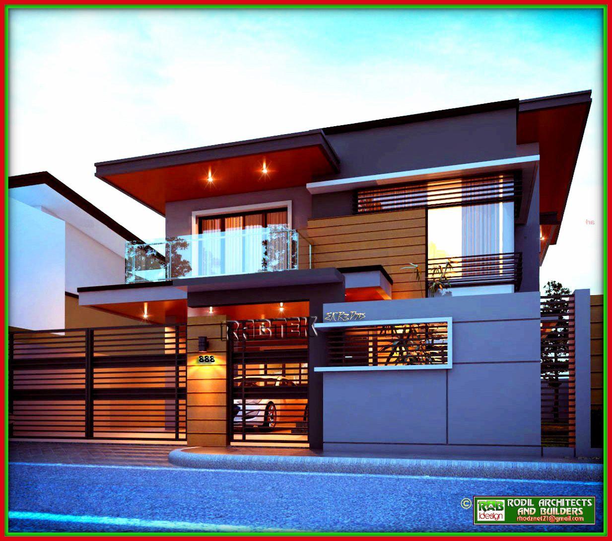 RABTEK Modern Zen Design Two Storey Residence HVAP2