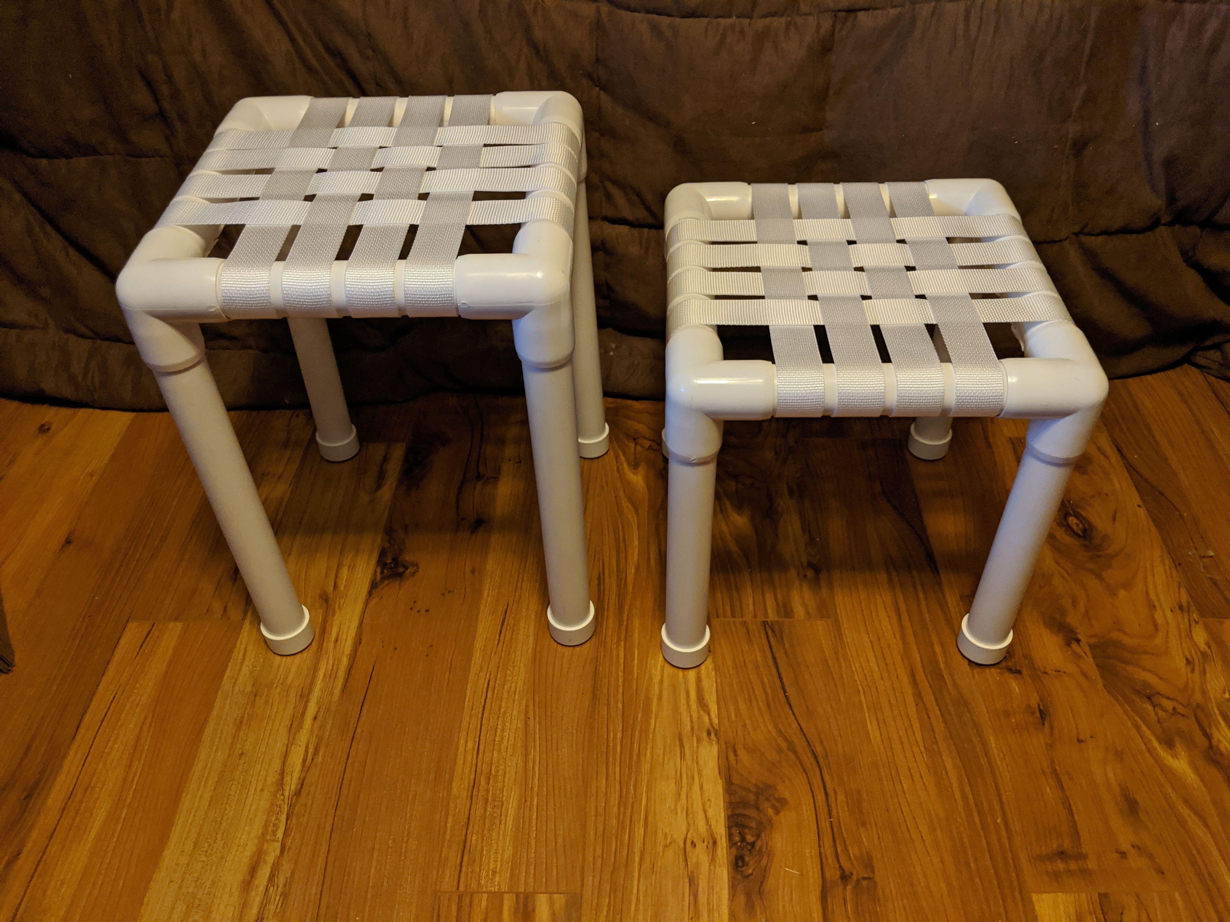 Patio Plastic Barstool