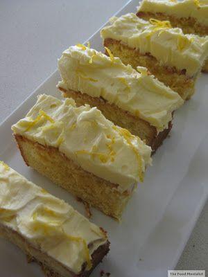 The Food Mentalist: Lemon Pound Cake