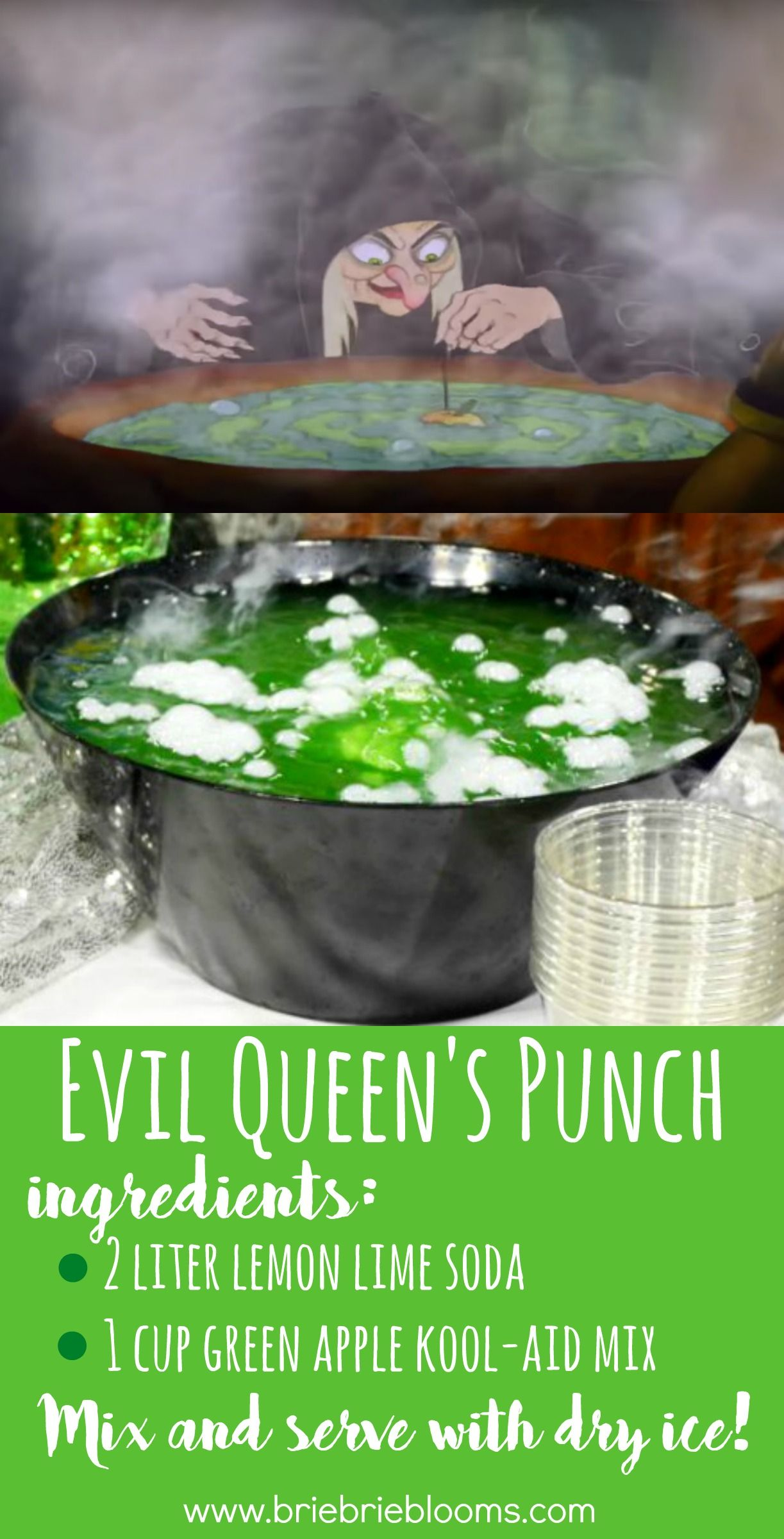 Evil Queen's Punch Recipe