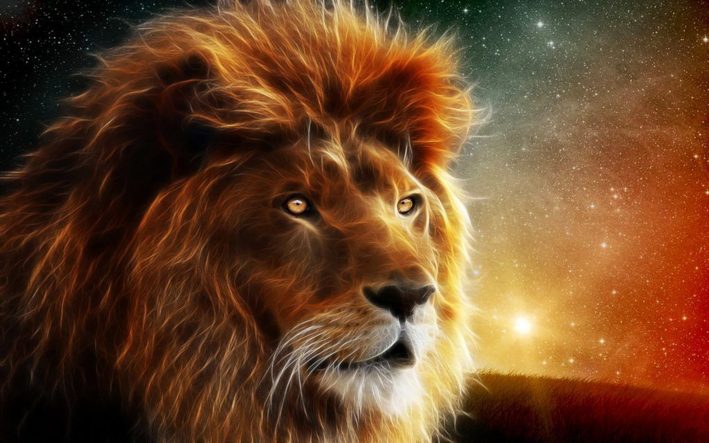 Iphone X Wallpaper Screensaver Background 046 Lion Ultra Hd