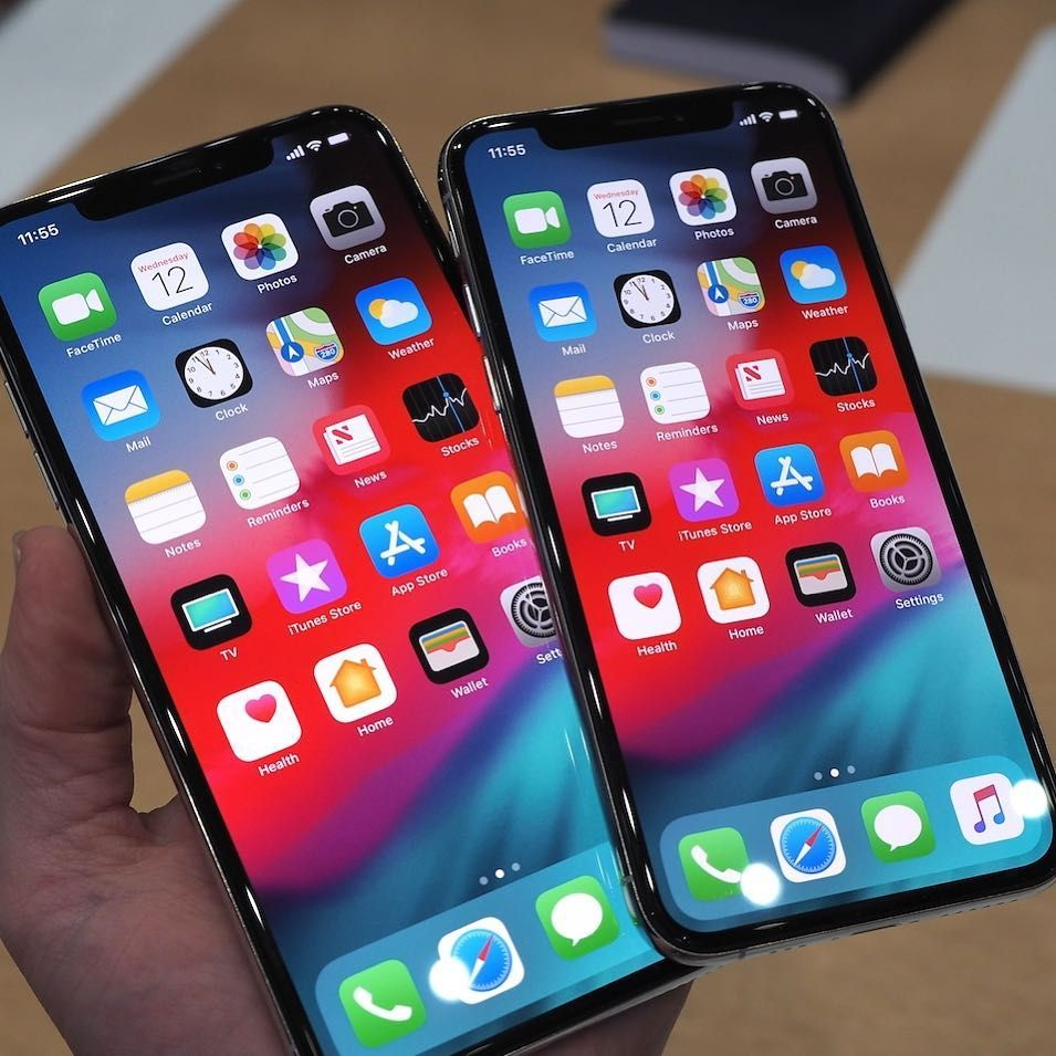 Iphonexs Max Iphone Homescreen Ios12 Iphonexs Apples Apples Newborn New Homescreen Iphone Apple Technology Iphone
