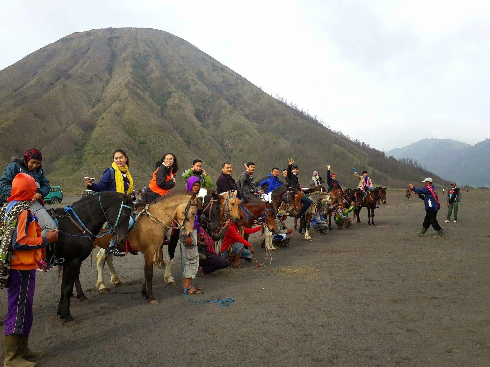 Lokasi Dan Rute Jalan Ke Obyek Wisata Gunung Bromo Jawa