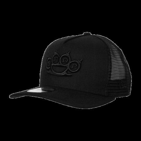 Knuckle Trucker Cap Trucker Cap Trucker Black Trucker Hat