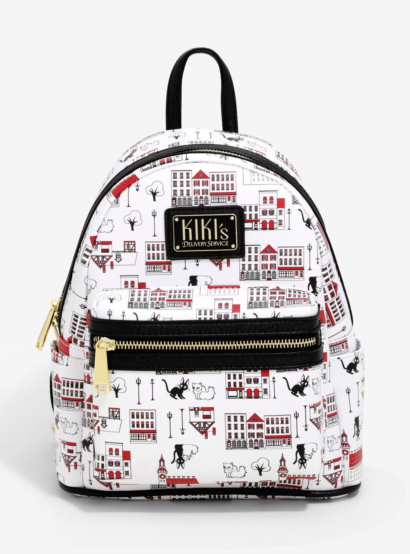 3dc8dfc6f9 Loungefly Studio Ghibli Kiki s Delivery Service Mini Backpack - BoxLunch  Exclusive