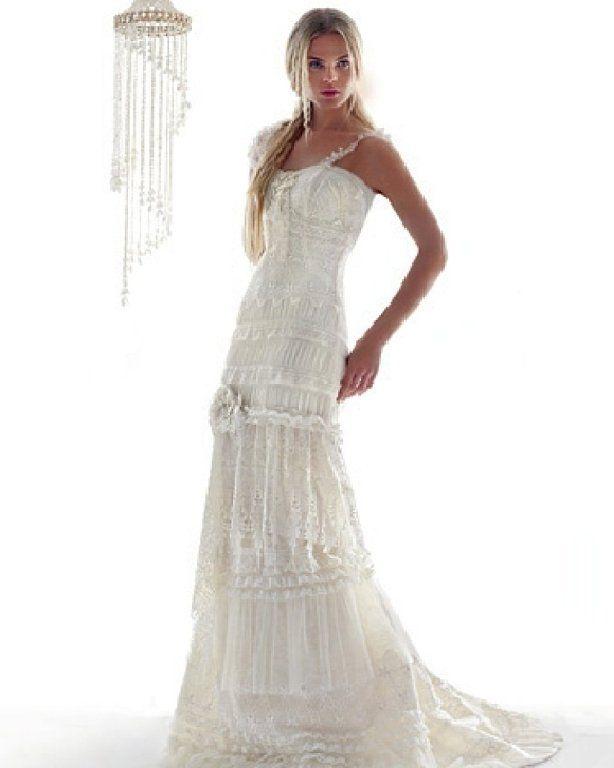 ampliar | casamiento | pinterest | vestidos hippies, hippie chic