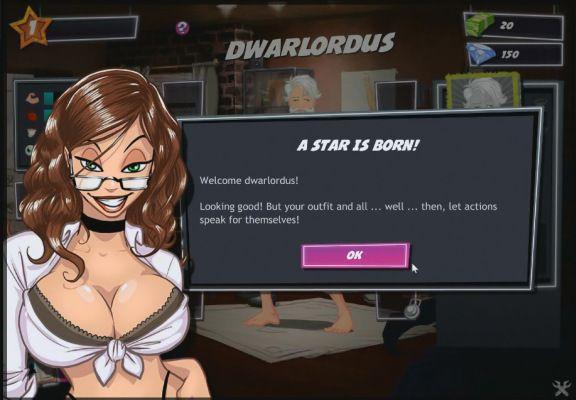 Erotic web browser
