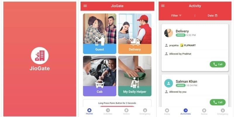 Reliance Jio Launches JioGate Government jobs, Product