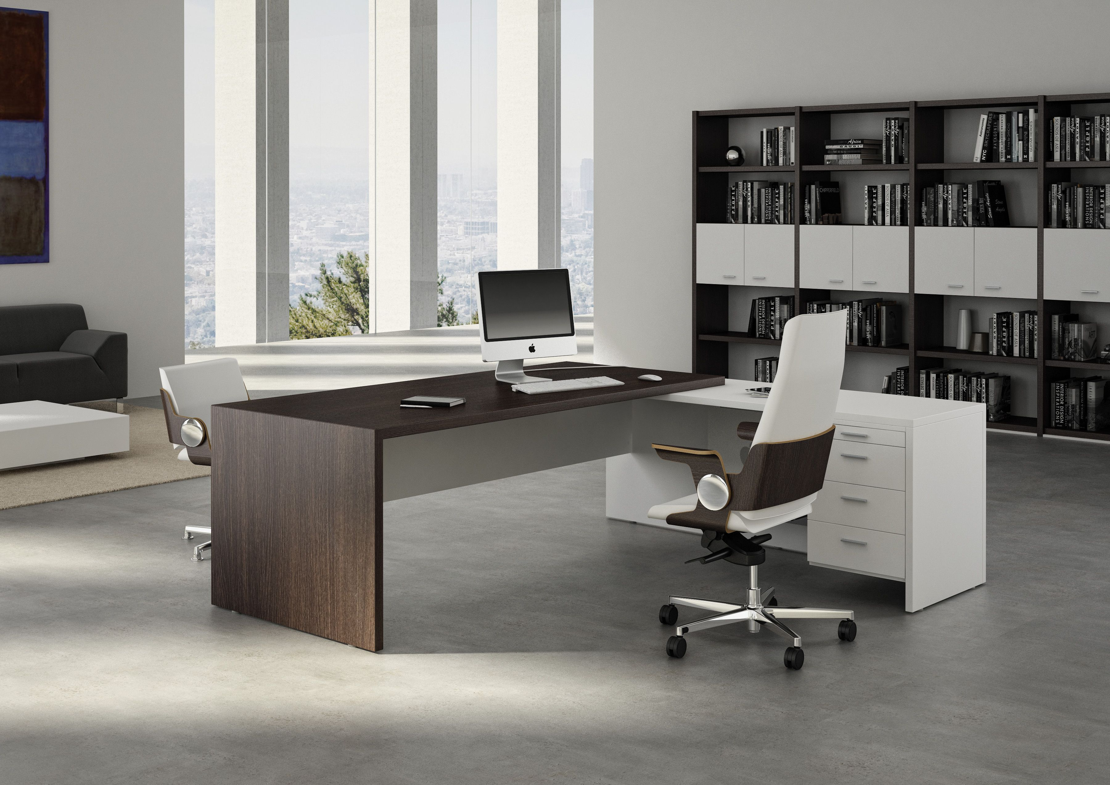 office news furniture white n contemporary traveler leather desk collection