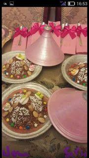 ديكور طمينة النفاس مجلة فحلات الجزائر Food Recipes