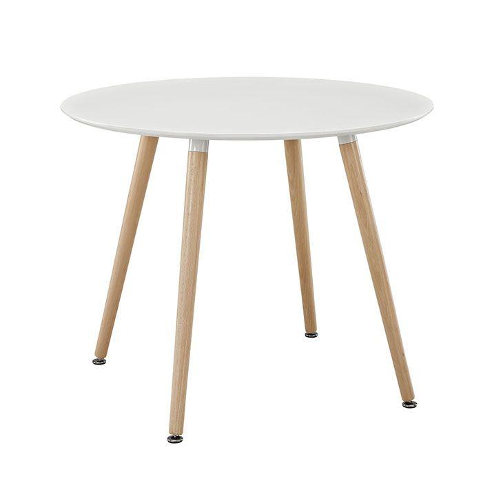 Track Circular Dining Table 36 Diameter Circular Dining Table