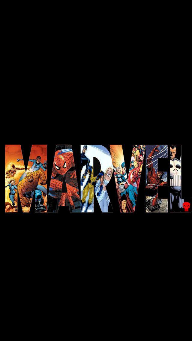 Marvel Martin Goodman Comic Lockscreen