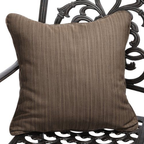 Mozaic Corded Indoor/Outdoor Square Pillows, 18-Inch, Textured Walnut, Set of 2 Mozaic http://www.amazon.com/dp/B00FQ0GMV0/ref=cm_sw_r_pi_dp_YZ1Wtb187XVFBD33
