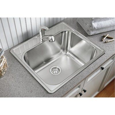 Blanco Essential 25 X 22 Drop In Laundry Sink Kitchen Sink