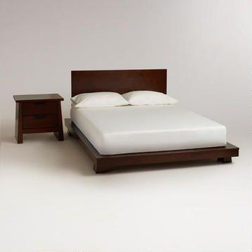 Keiko Furniture Collection Furniture King Size Platform Bed Furniture Collection