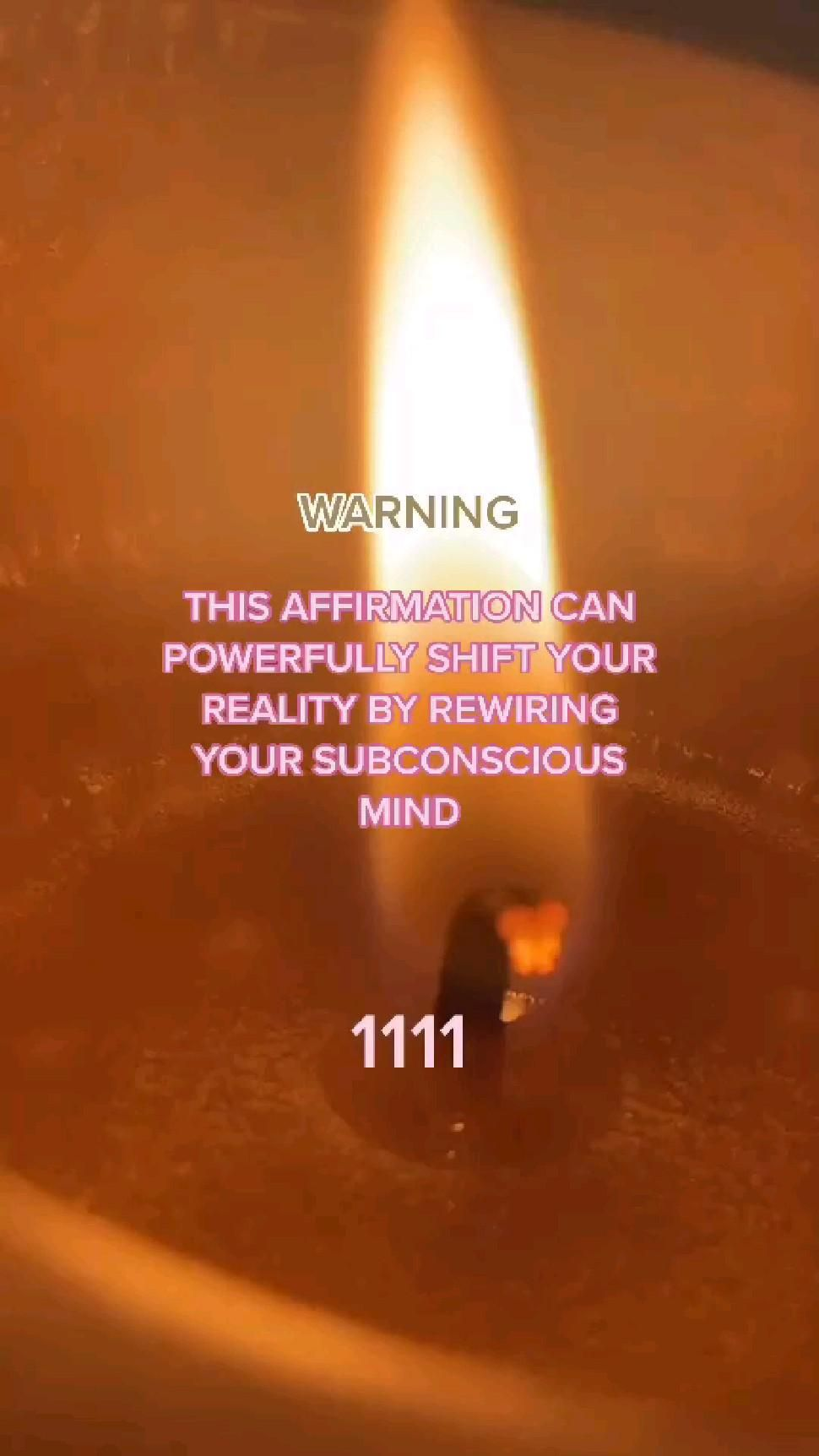 #affirmation #subconsciousmind