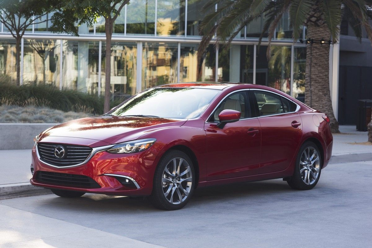 What Makes 2017 Mazda 6 And 3 Even Better Mazda 6, Mazda