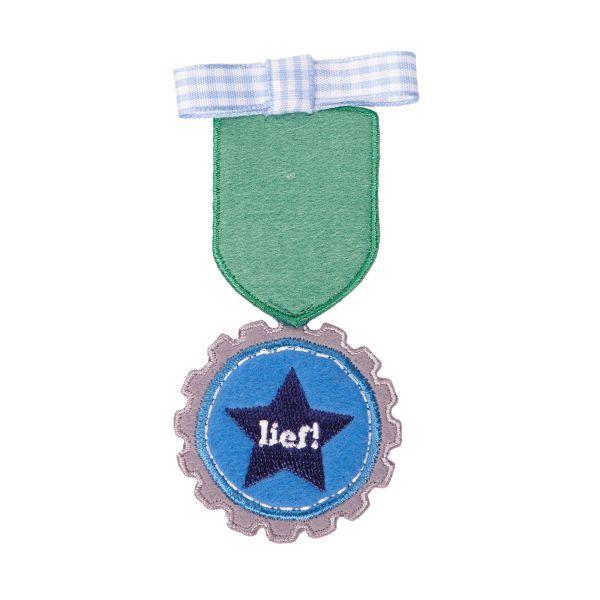 #lief! kids - medaille #raamdecoratie #kinderkamer