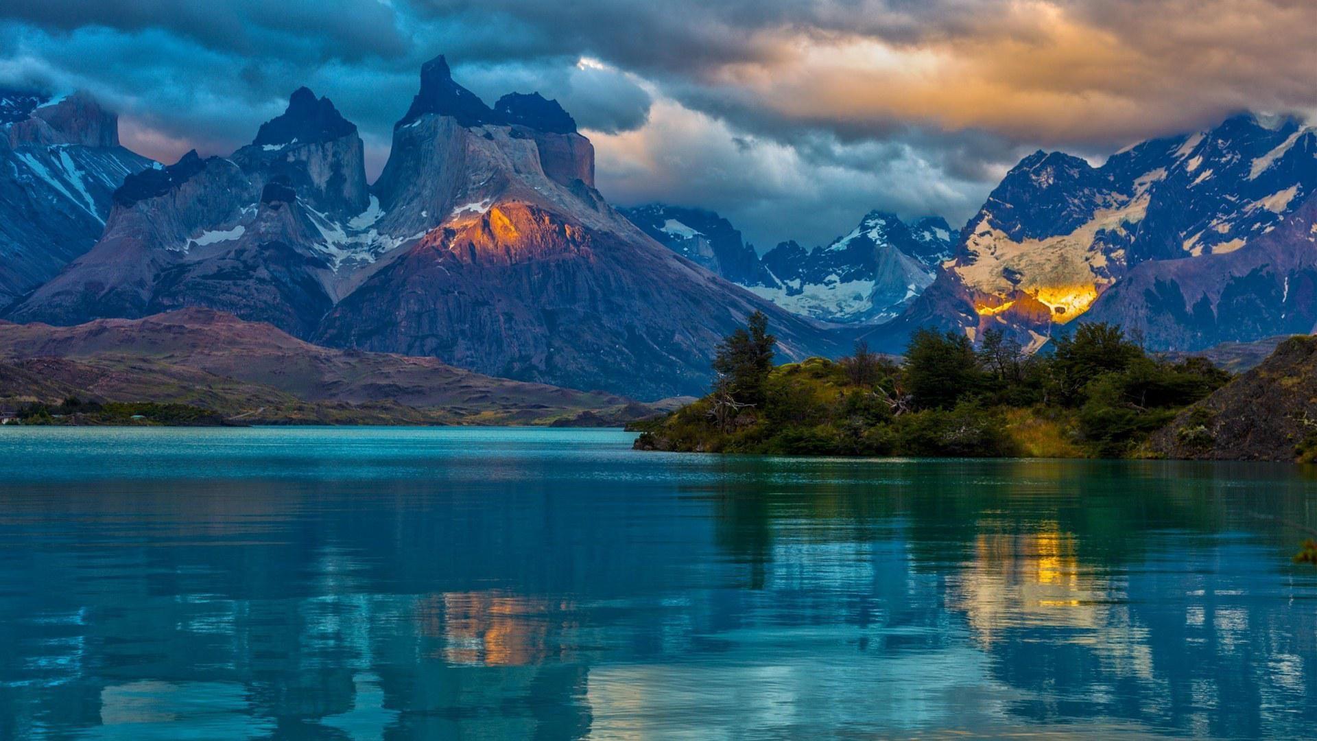 Landscape Argentina Hd Desktop Wallpaper Widescreen High Definition Fullscreen Landscape Nature Landscape Wallpaper