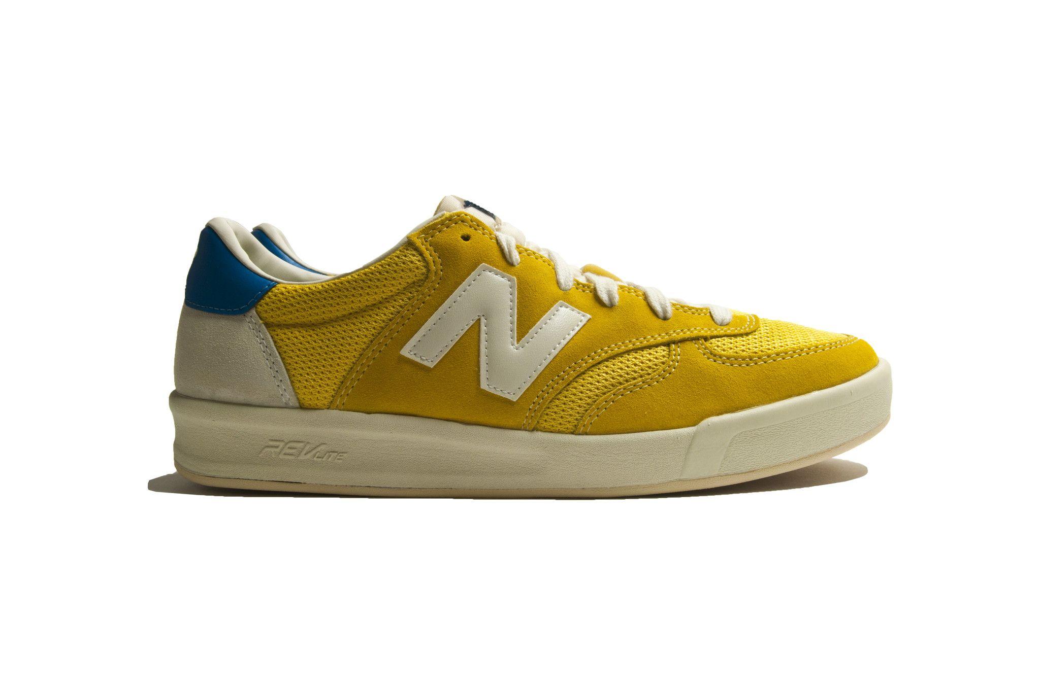 new balance crt300 revlite yellow shoes pinterest men 39 s fashion. Black Bedroom Furniture Sets. Home Design Ideas