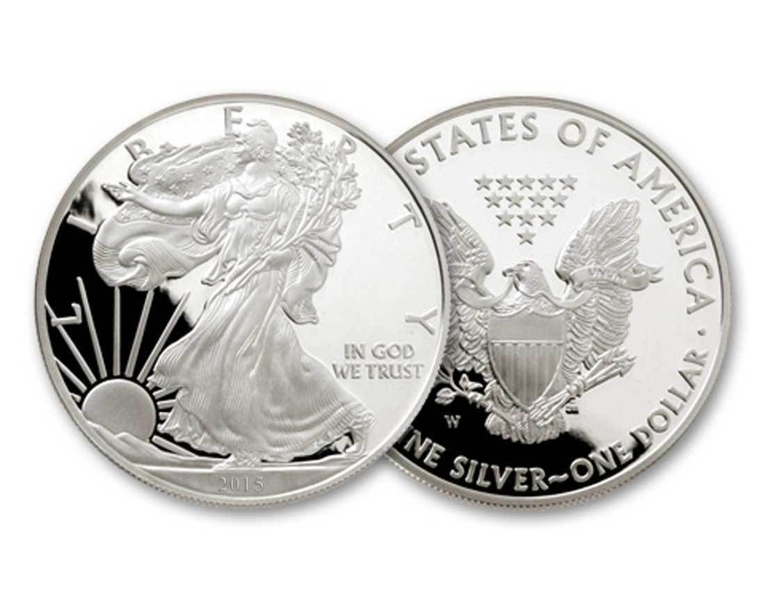 2015 Proof Silver Eagle