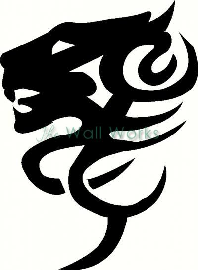 23f5a63ce tattoo jaguar tribal - Google Search | tattoo | Tattoos, Tribal ...