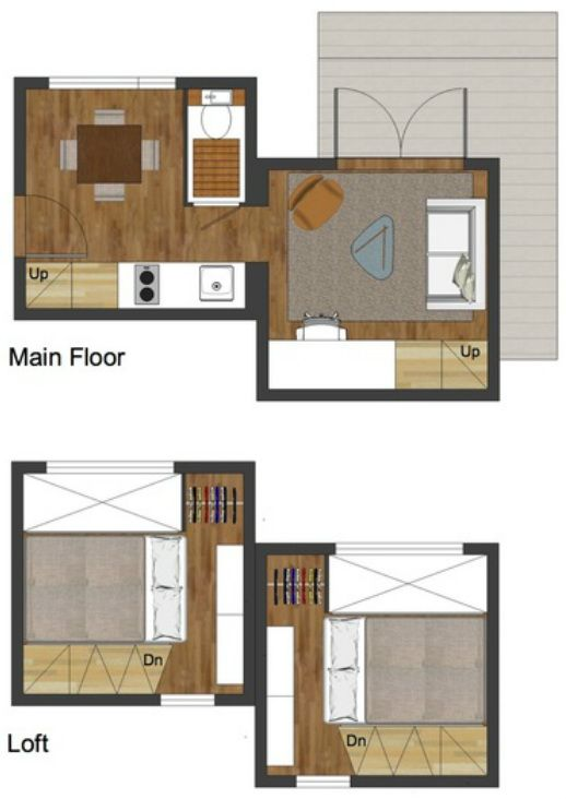 Models Micro House Plans Guest House Small Tiny House Design