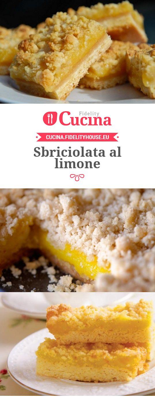 Photo of Ricetta Sbriciolata al limone – Fidelity Cucina