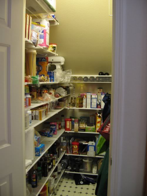 Under Stairs Pantry I Would Like To Have Shelves Hold Baskets Or Bins And Canned Dry Goods