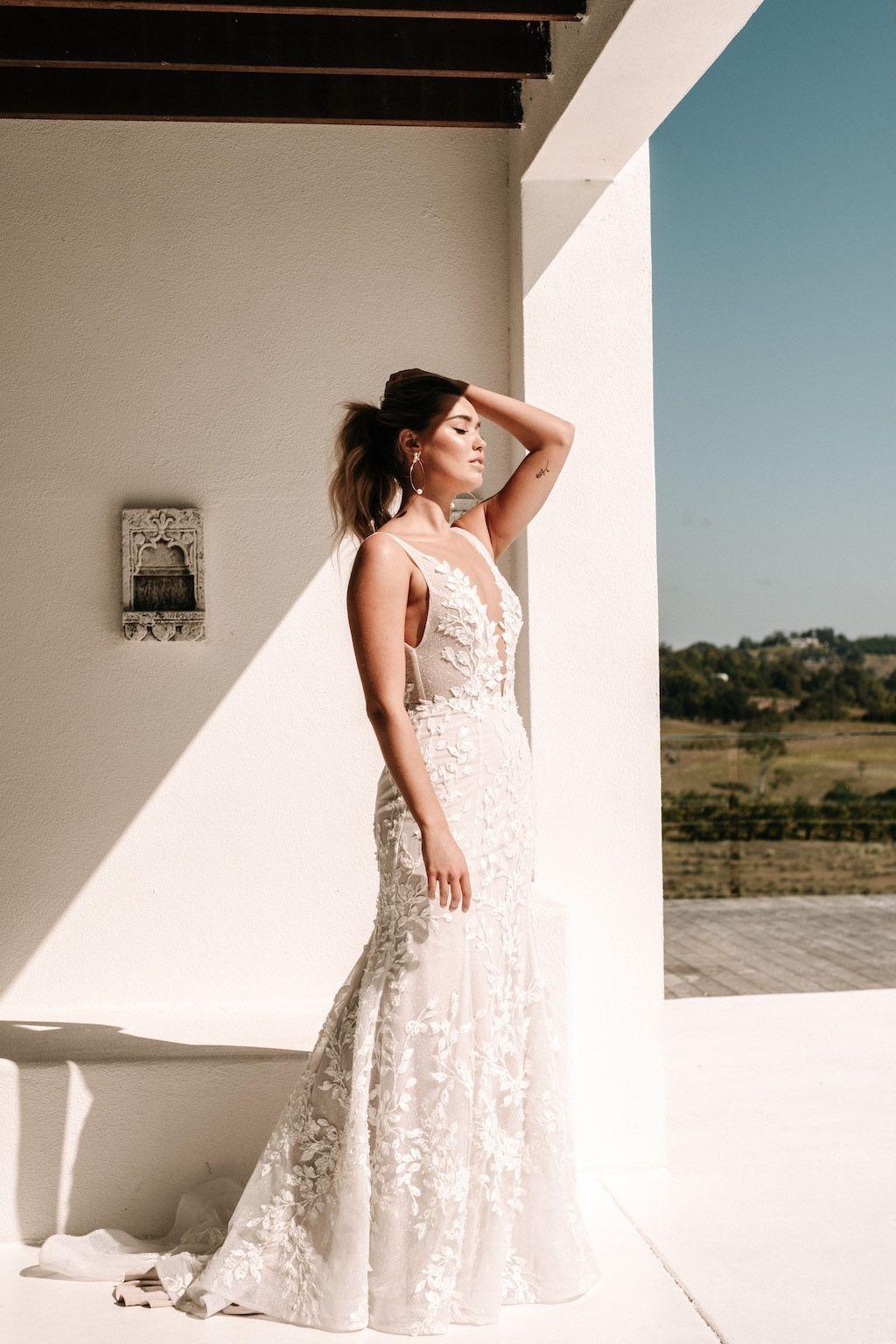 Mimi By Jane Hill Indie Wedding Dress Chic Wedding Gown Boho Wedding Dress Bohemian,Essense Of Australia Long Sleeve Wedding Dress