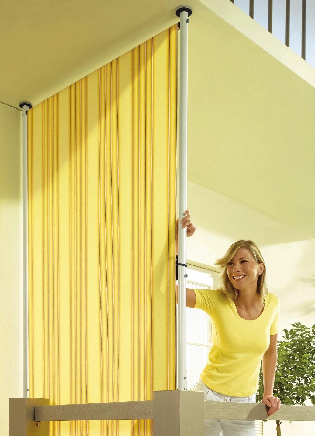 Verkleiden Sie Ihren Balkon 27 Ideen für Balkonumrandung