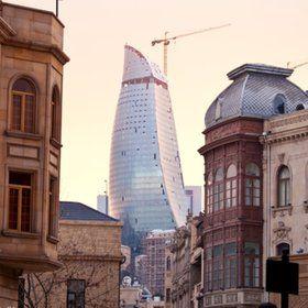 Baku City Of Contrasts Azerbaijan Travel Baku City Baku