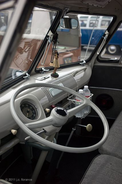 OCTO | VDubs make me smile | Bus interior, Vw bus, Vw camper